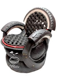 daniel beato arte em pneus