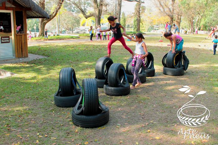centopeia de pneu
