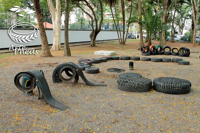 circuito de pneus