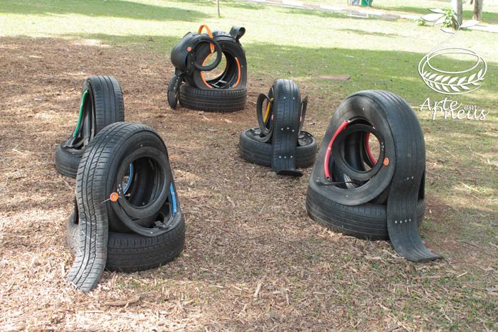 elefante de pneu 2