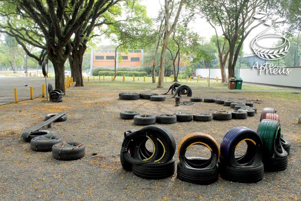 filieira de pneus